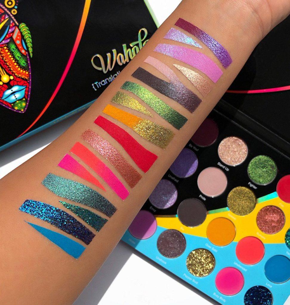 juvia's place wahalla palette cruelty free makeup